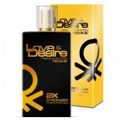 Love & Desire premium edition 100ml damskie