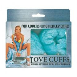 Kajdanki Miłości niebieskie