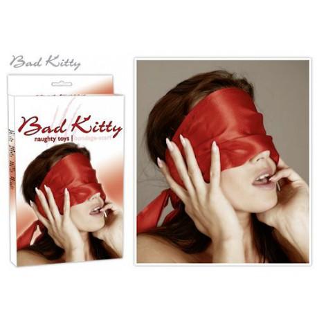 Bad Kitty Bondage, czerwony szal.