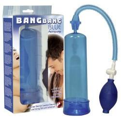 Pompka Bang bang niebieska