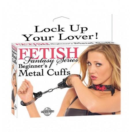 FF Beginners Metall Cuffs
