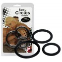 Zestaw pierścieni - Sexy Circles