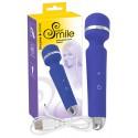 Masażer Smile niebieski