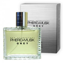 Phero Musk Grey 100ml meskie