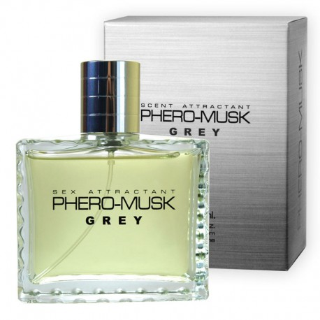 Phero Musk Grey 100ml meskie
