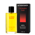 Action Black 100ml Christopher Dark