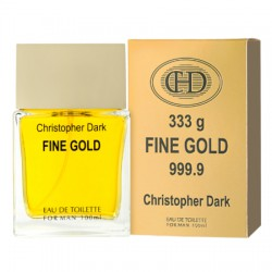 Fine Gold 100ml Christopher Dark