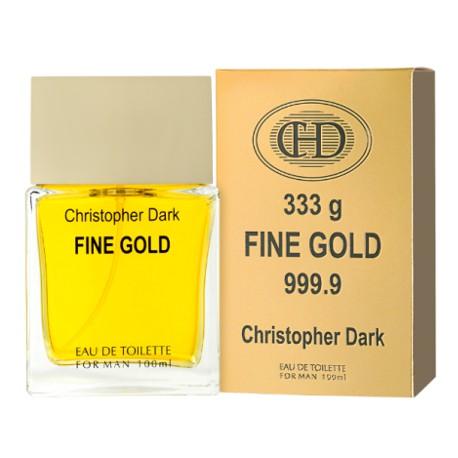 Fine Gold 100ml Christopher Dark