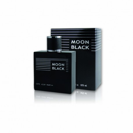 Moon Black 100ml Cote D'Azur