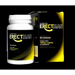 Erectman 60 caps.