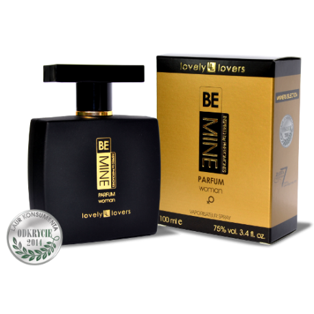 BeMINE 100ml woman