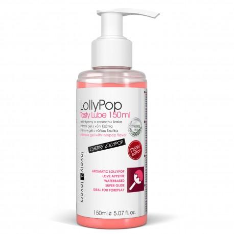 Lolly Pop Tasty Lube 150ml