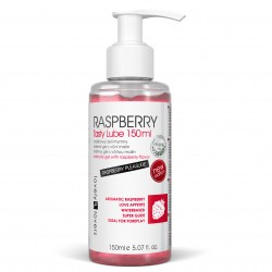 Raspberry Tasty Lube 150ml