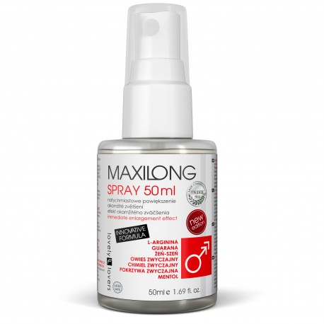 Maxilong Spray 50ml