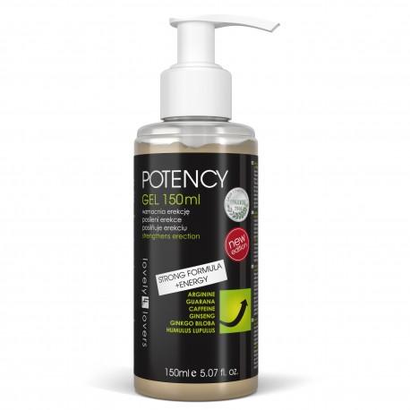 Potency Gel 150ml