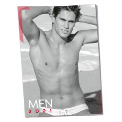 Kalendarz Pin-up Soft Men 2021 - 1szt.