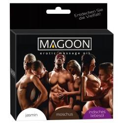 Zestaw olejków do masażu - Magoon, 50ml
