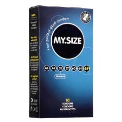 Prezerwatywy MY.SIZE 69 mm 10 pieces