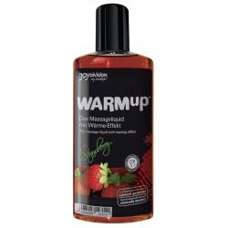 WARMup Truskawka olejek do masażu 150ml