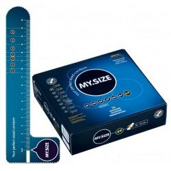 Prezerwatywy MY.SIZE 69 mm 36-pcs
