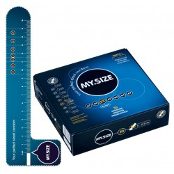 Prezerwatywy MY.SIZE 53 mm 36-pcs