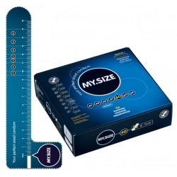 Prezerwatywy MY.SIZE 60 mm 36-pcs