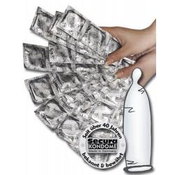 Prezerwatywy Secura 1 szt
