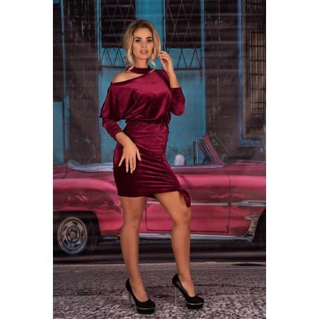 Milona Maroon 0112