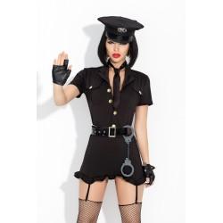 Kostium policjantki W2327