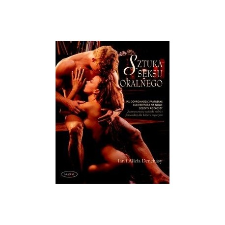 Sztuka seksu oralnego - książka