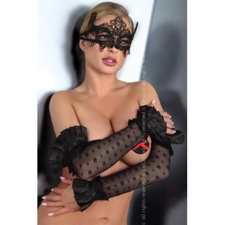Gloves Black Model 11 LC 28009