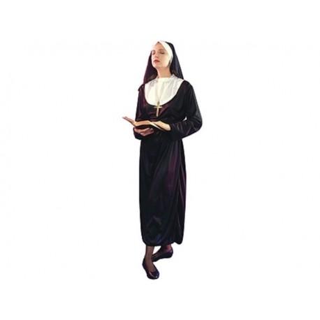Przebranie zakonnica