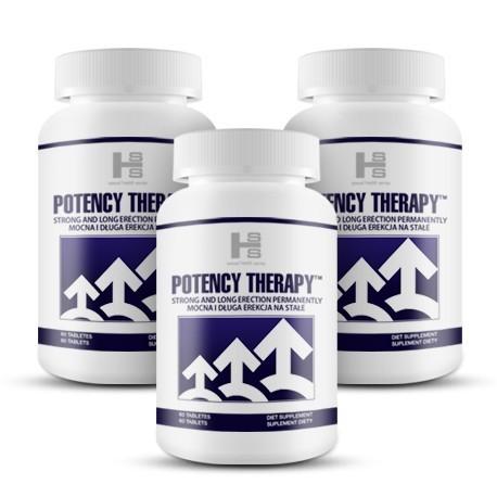 Zestaw E15 - Potency Therapy x3 tab.